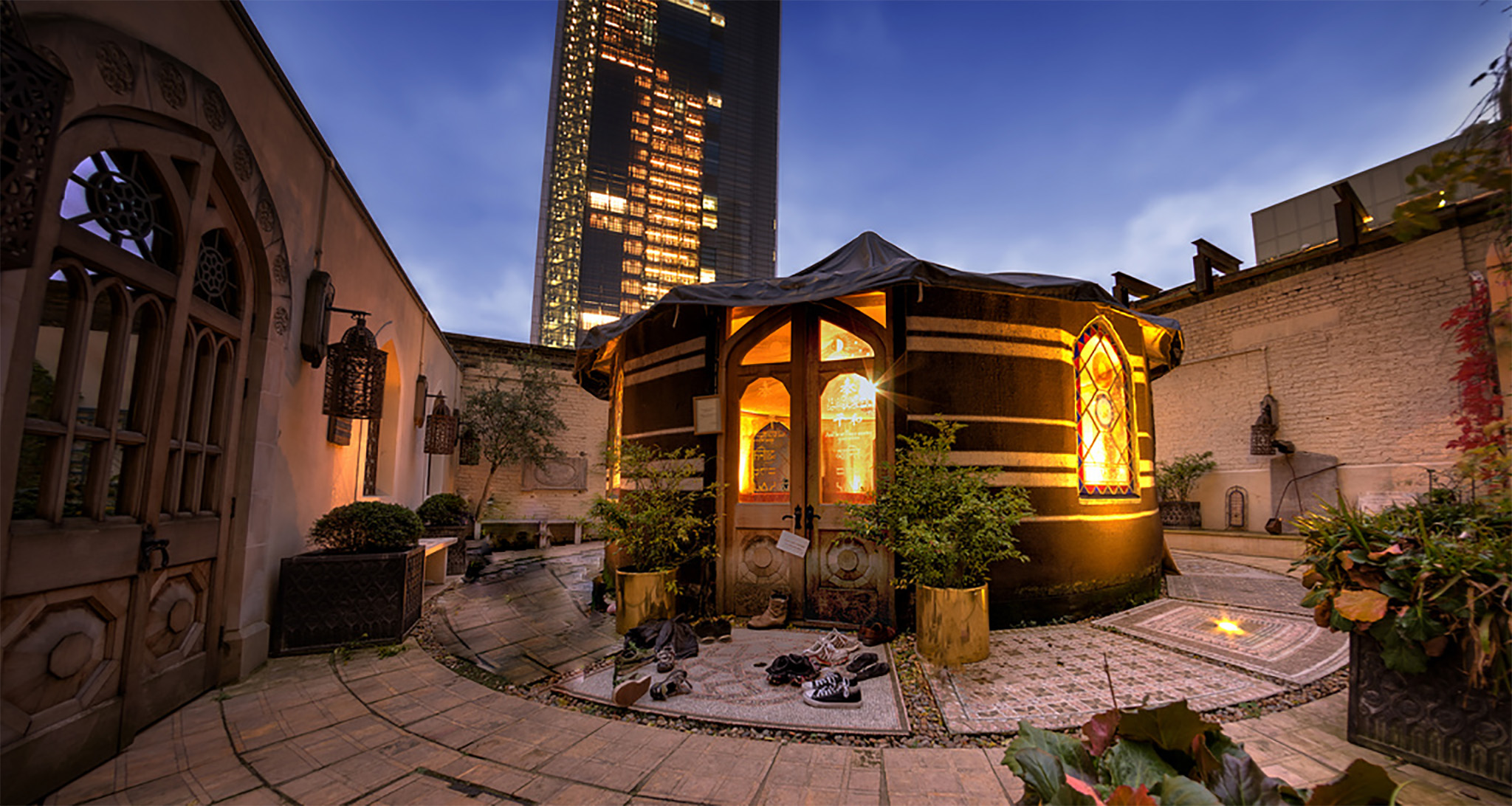 Book The Bedouin Tent At 78 Bishopsgate  St  Ethelburga U0026 39 S
