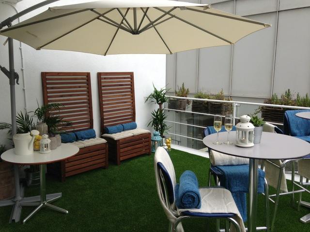 Book terrace at blueprint caf tagvenue malvernweather Gallery