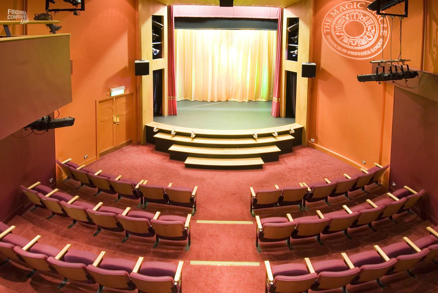 Book Theatre At The Magic Circle Tagvenue