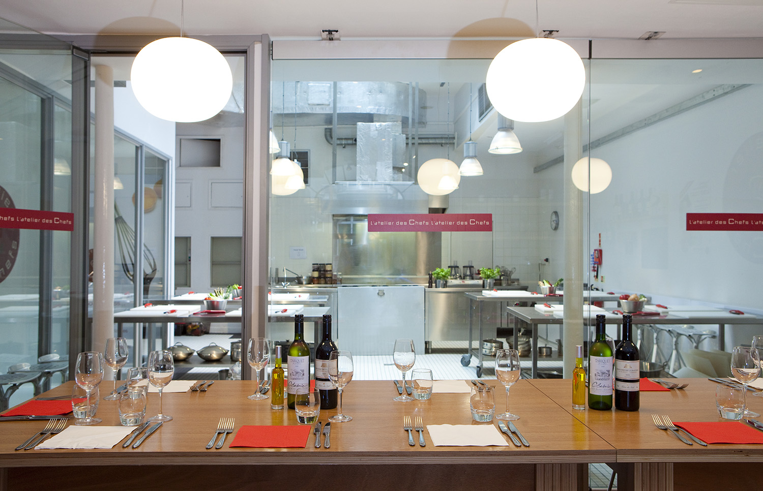 Book Oxford Circus (Kitchen 1) at L\'atelier des Chefs (Oxford Circus ...