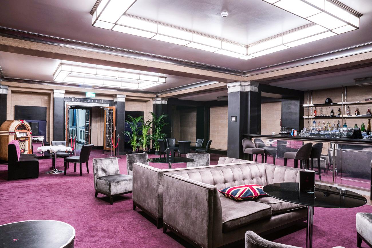 book rose room at the bloomsbury ballroom tagvenue. Black Bedroom Furniture Sets. Home Design Ideas