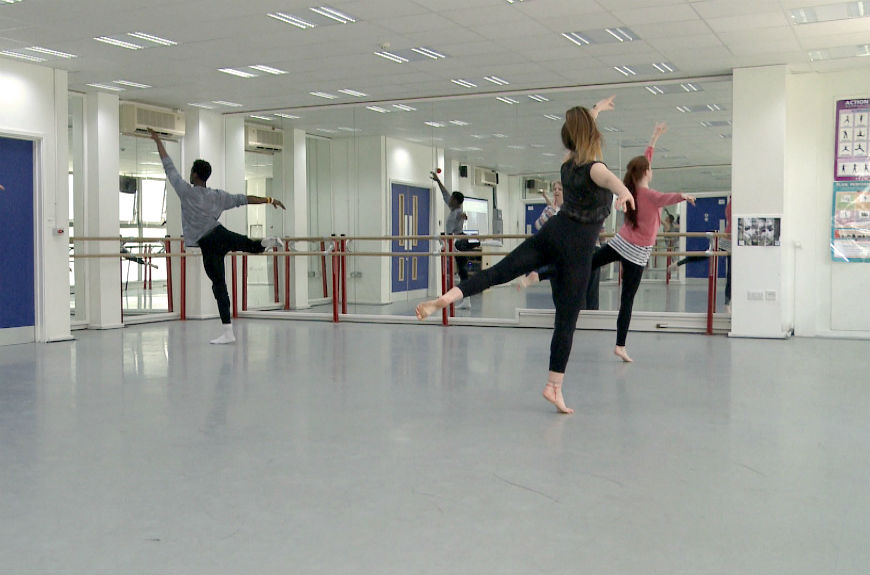 The Dance Studio Havering College Event Venue Hire