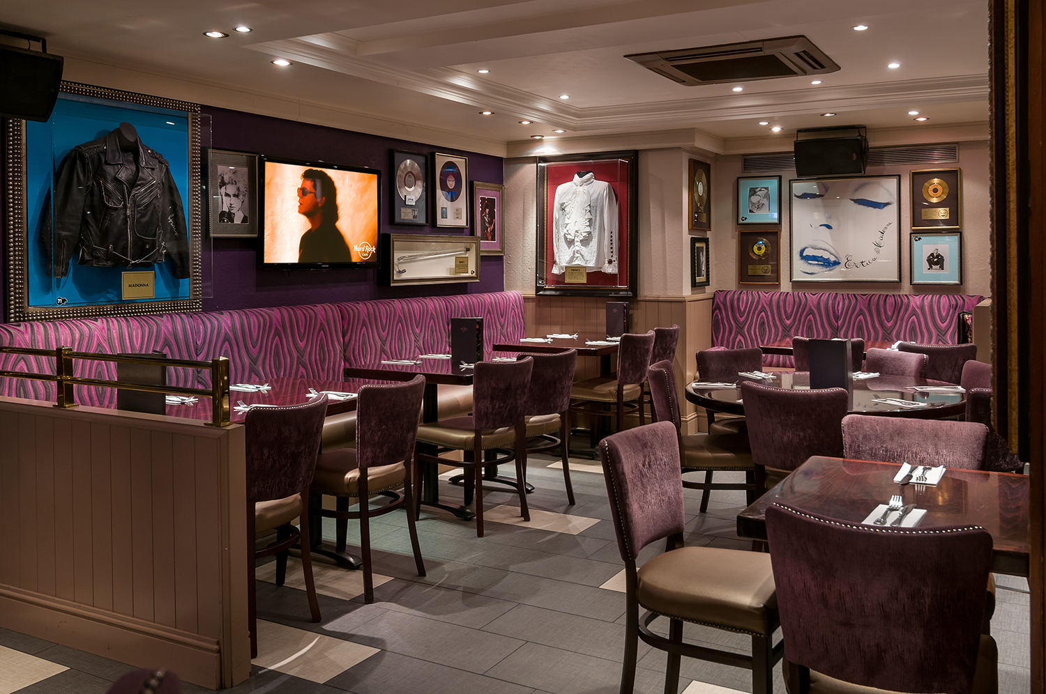 Book The Rock Room At Hard Rock Cafe Tagvenue