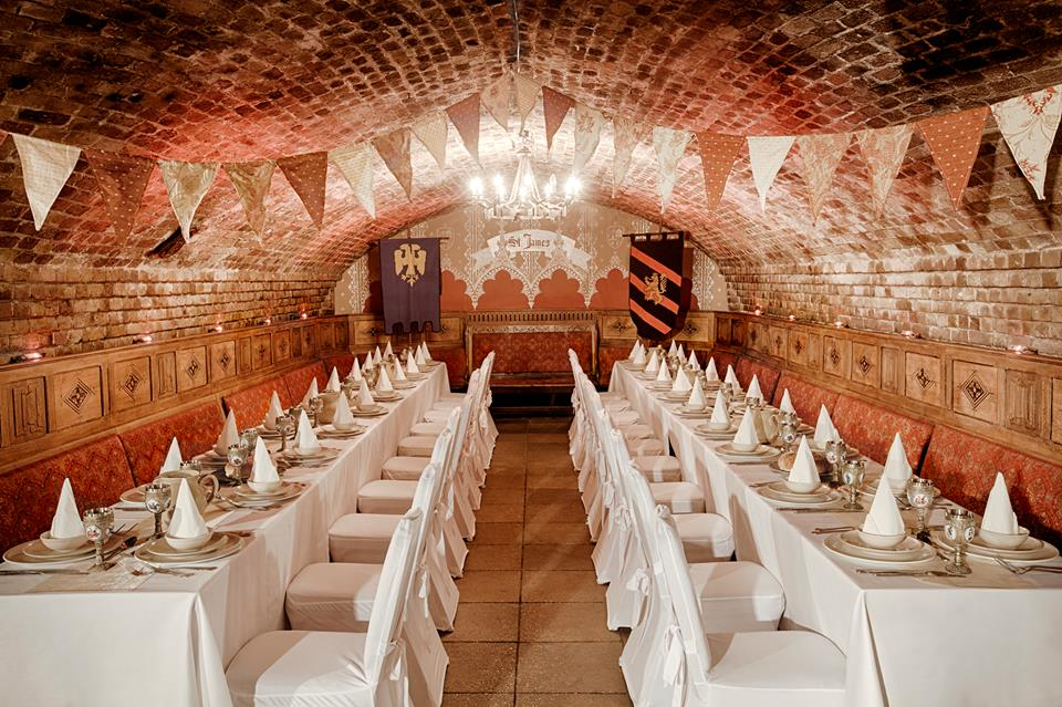 small wedding hotels london%0A Ivory Vaults Room at The Ivory Vaults
