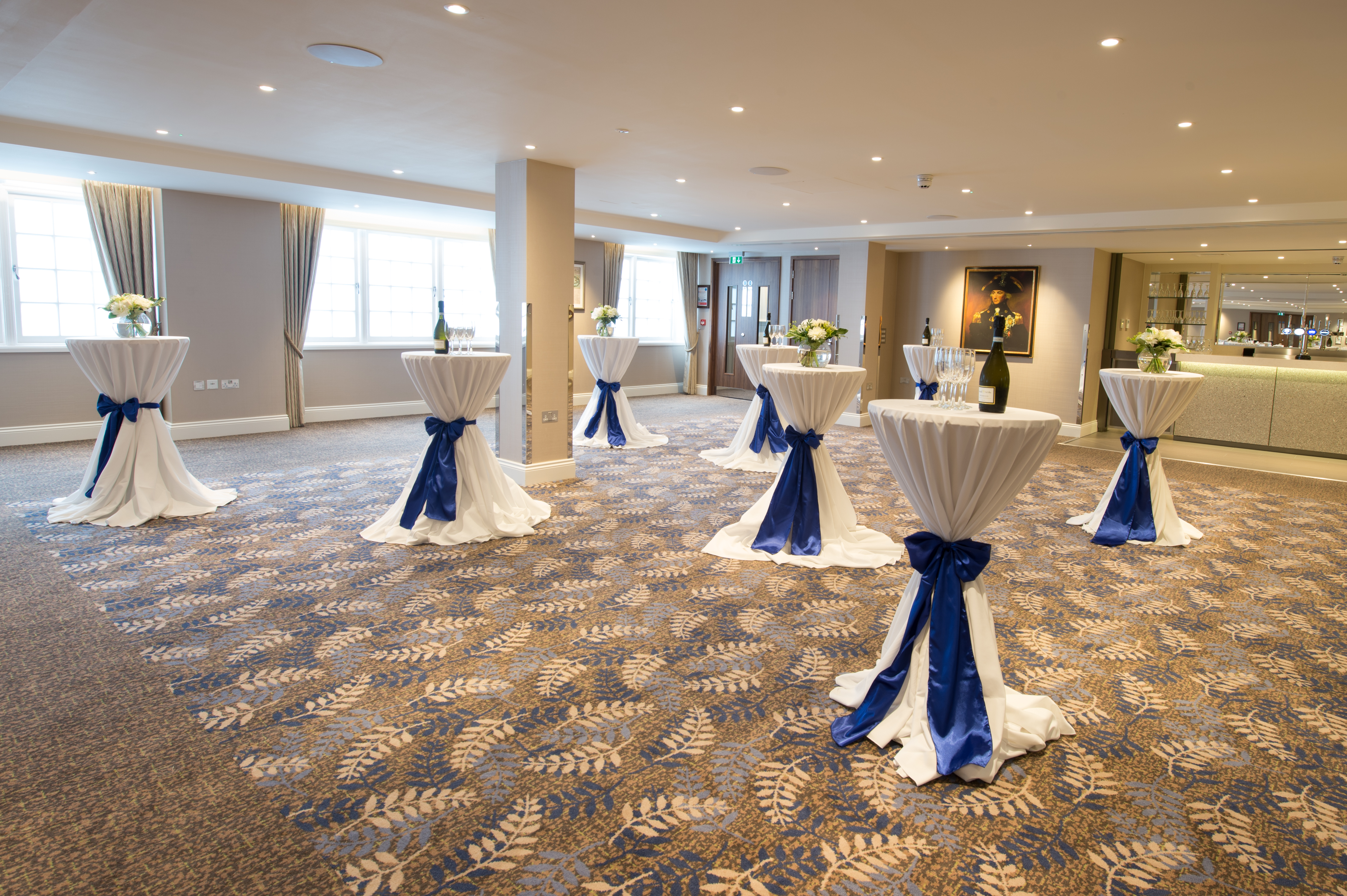 Trafalgar Room Victory Services Club Event Venue Hire