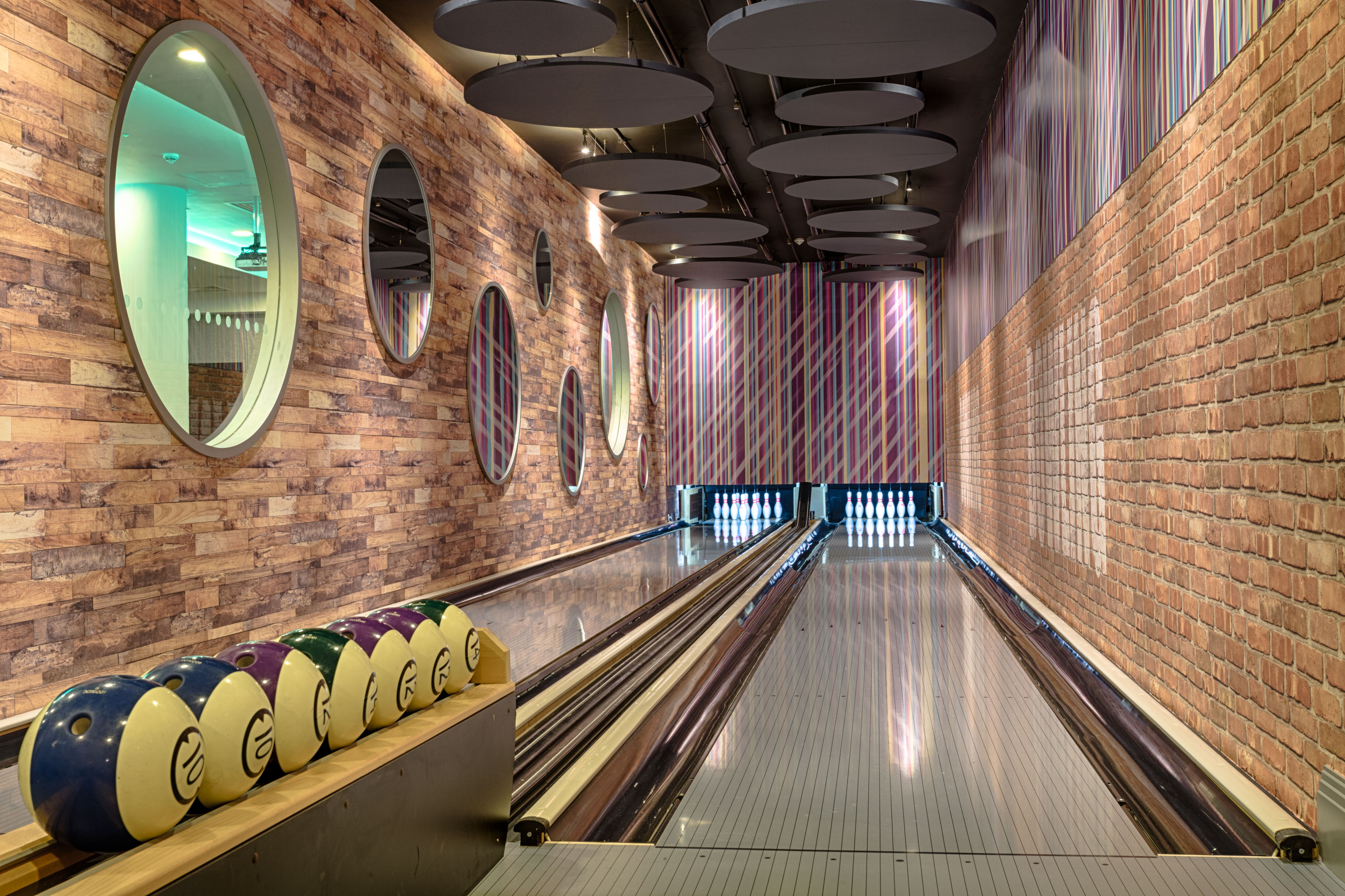 Bowling Alley - Courthouse Hotel Shoreditch - Event Venue