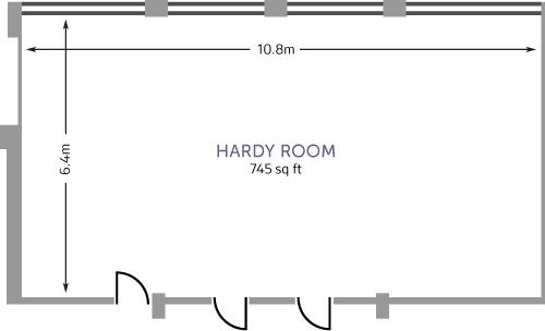 Hardy Room De Morgan House