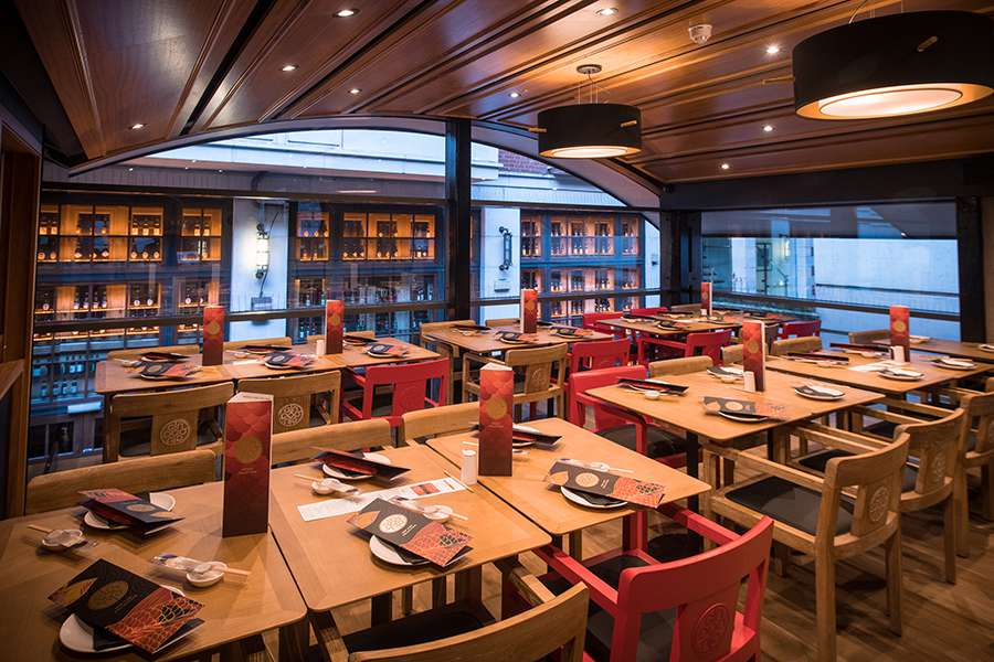 Book private dining room at ping pong covent garden tagvenue for Best private dining rooms central london