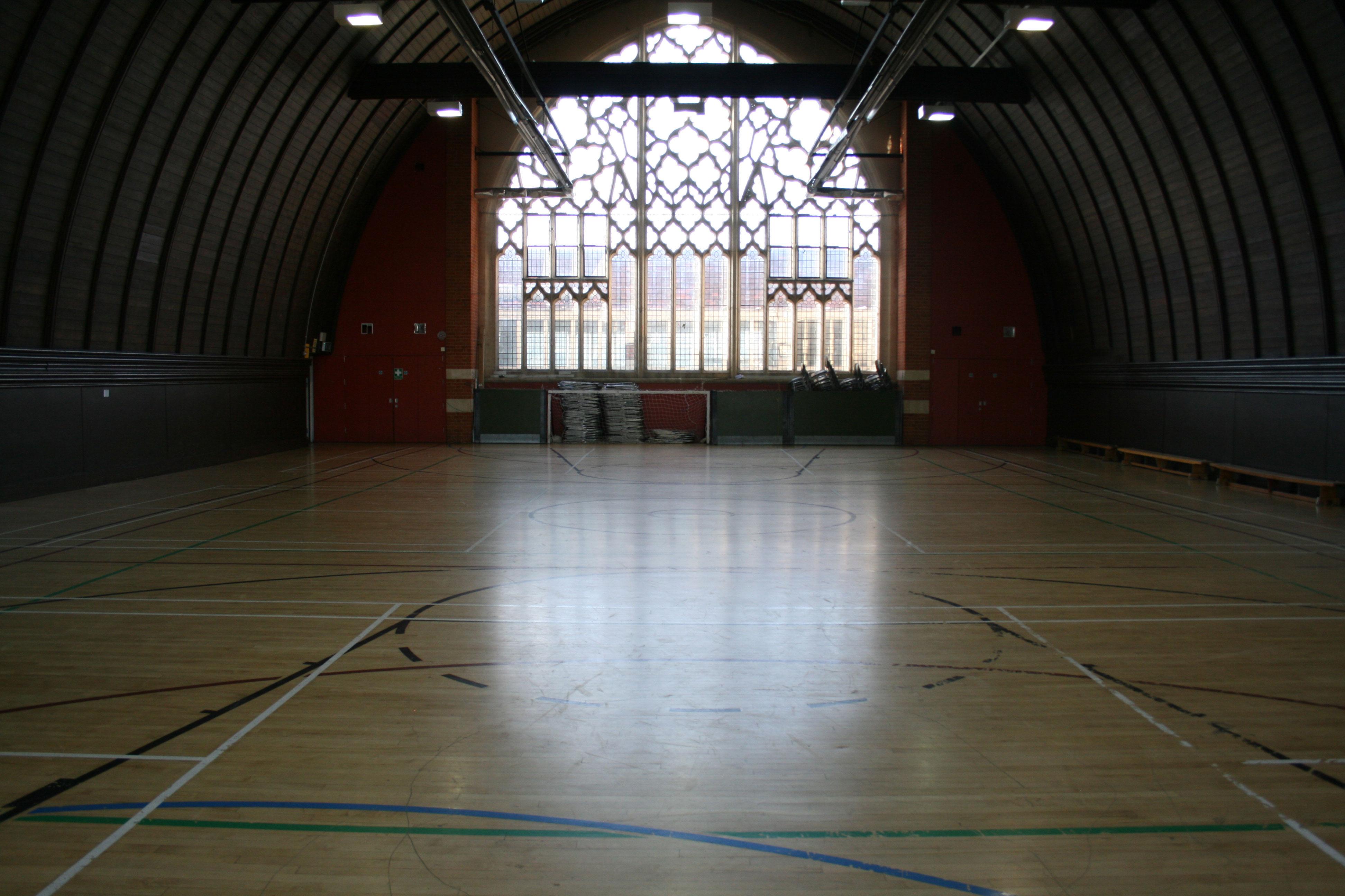 Sports Hall Harrow Club W10 Event Venue Hire